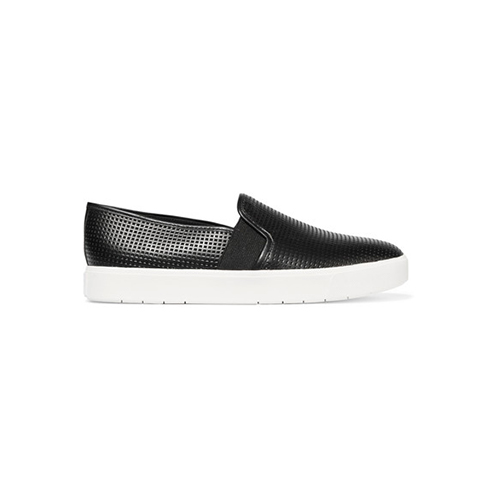 Vince black sneakers