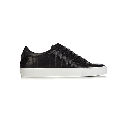 Givenchy, black sneakers