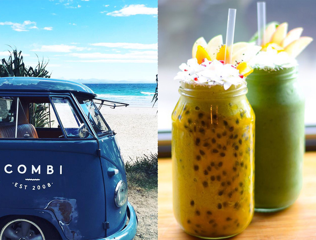 It's here! Combi opens new café in Byron Bay