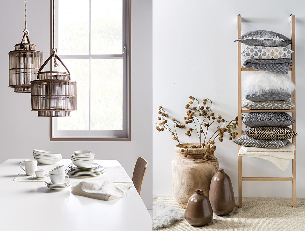Interior trends, nordic style, Papaya homewares