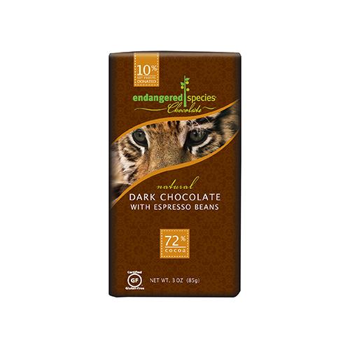 Endangered Species Chocolate, vegan lollies, sweet tooth