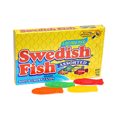 Swedish Fish, vegan lollies, sweet tooth