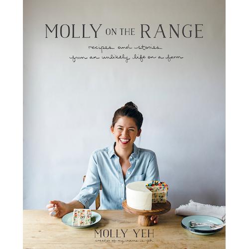 molly on the range, cookbook, best cookbook 2016