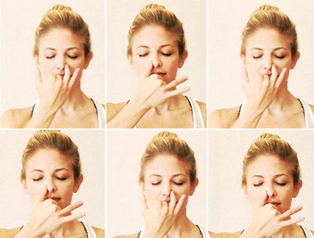 sleep, how to get to sleep, tricks to fall asleep, alternative nostril breathing
