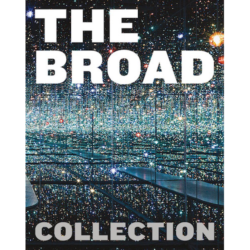 the broad collection, art, coffee table book