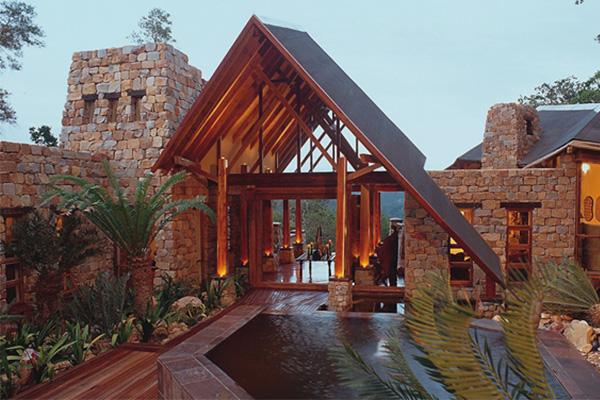 Tsala Treetop Lodge, tree house