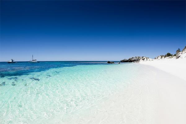 Perth, beach, Australia, travel, Fremantle
