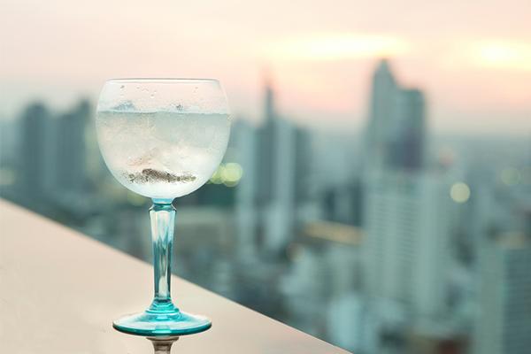 cocktail, spirit, rooftop, bar