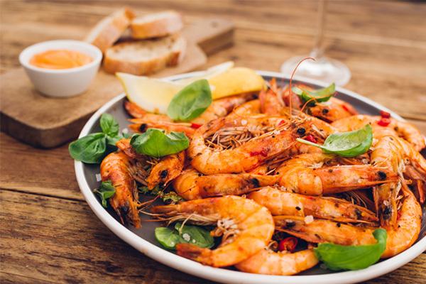 Seafood, pub, prawns, restaurant