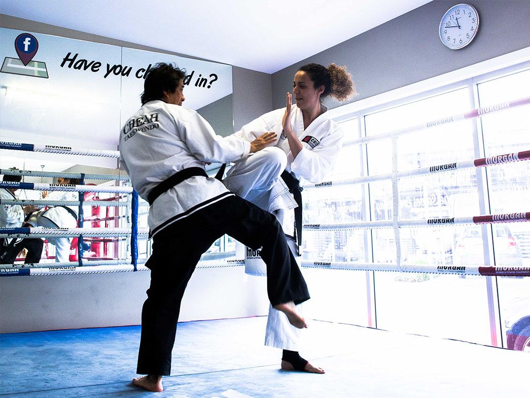 Can practicing Taekwondo make you more mindful?