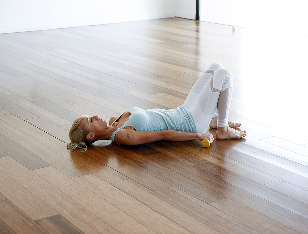 Bridge Lifts, core workout, Kate Kendall
