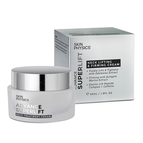 skin physics neck lifting and firming cream