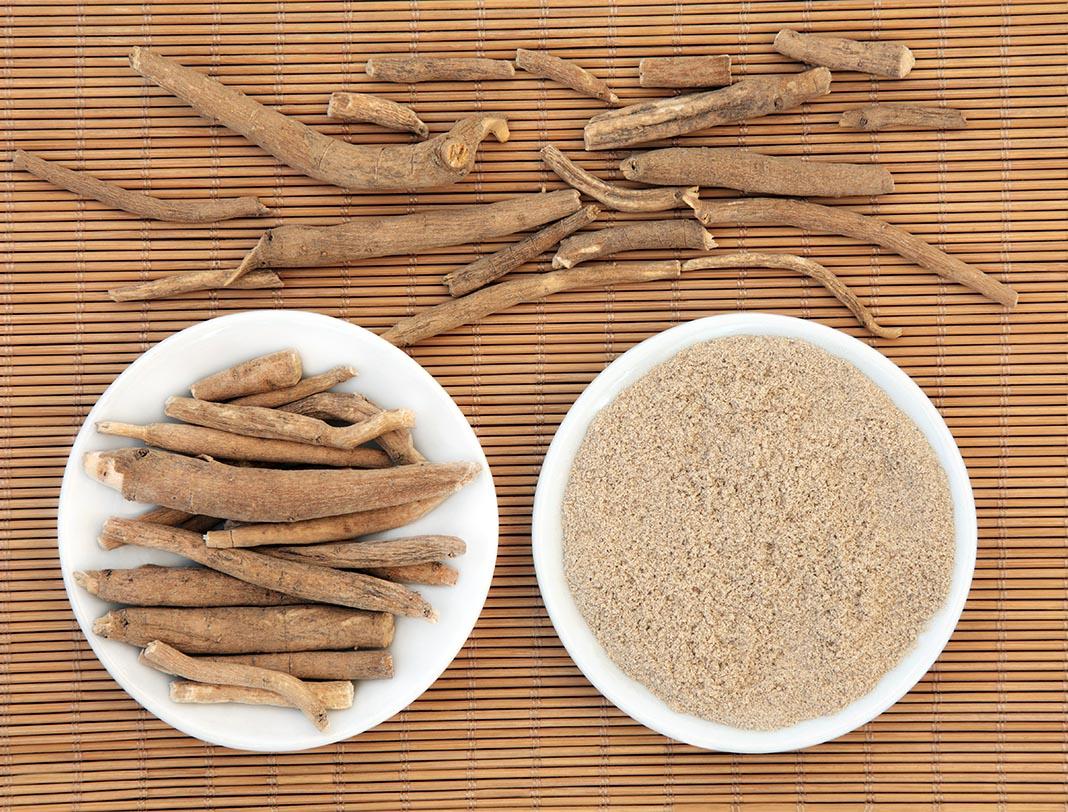 Reduce Stress with ashwagandha, adaptogens