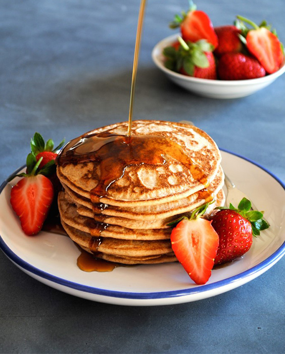 Celebrate National Pancake Day With These 11 Healthy Versions