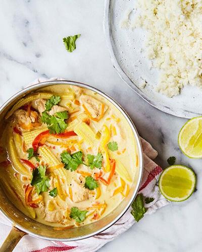Chicken Curry, Madeline Shaw, chicken recipe
