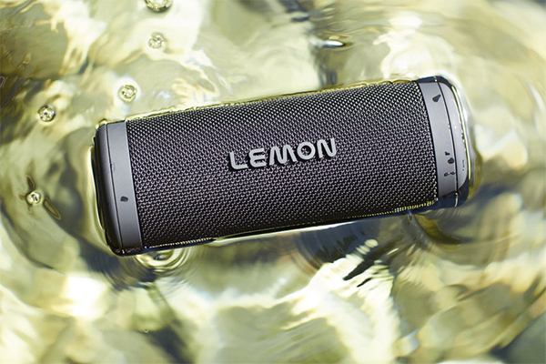 Lemon California Roll, bluetooth speakers, portable speakers