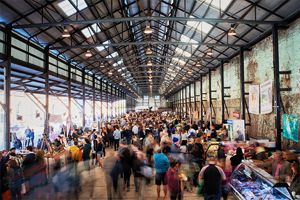 Carriageworks Farmers' Market