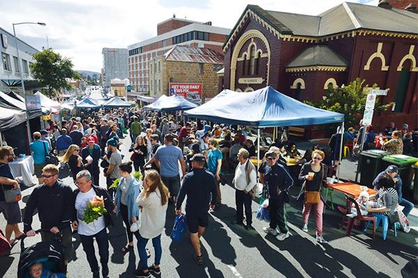 Farm Gate Market, farmers' market