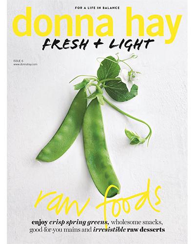 Donna Hay Fresh + Light, nachos, healthy mexican