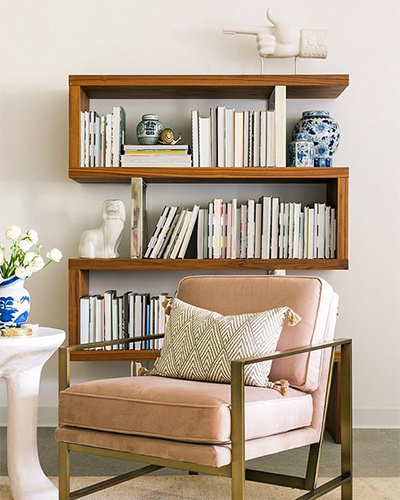 Shelf, bookshelf, styling, interior design