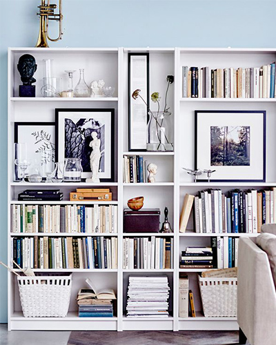 Shelf, styling, interior design