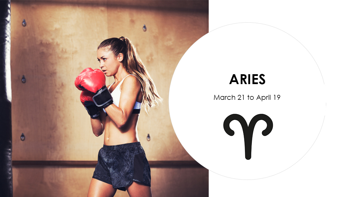 Aries, star sign, horoscope, workouts, fitness
