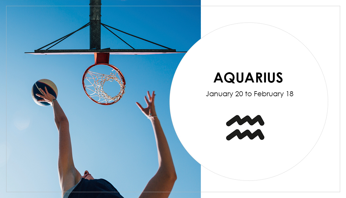 Aquarius, star sign, astrology, horoscope, workouts