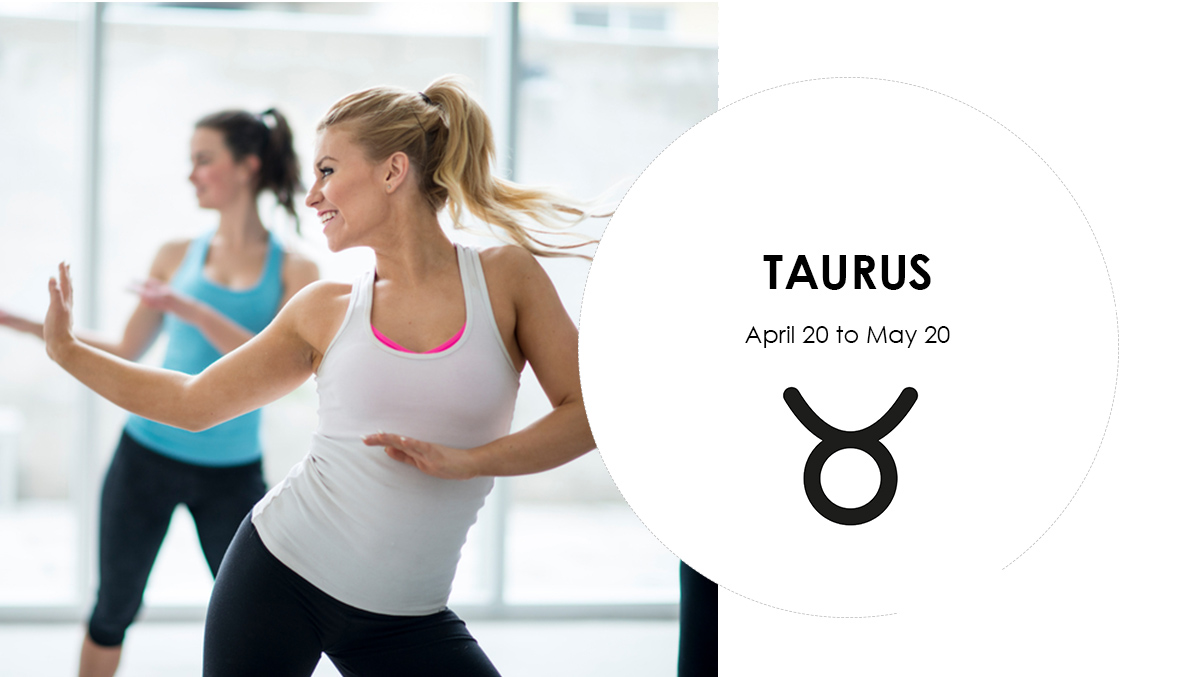 Taurus, dancing, dance class, star sign, horoscope, fitness, exercise