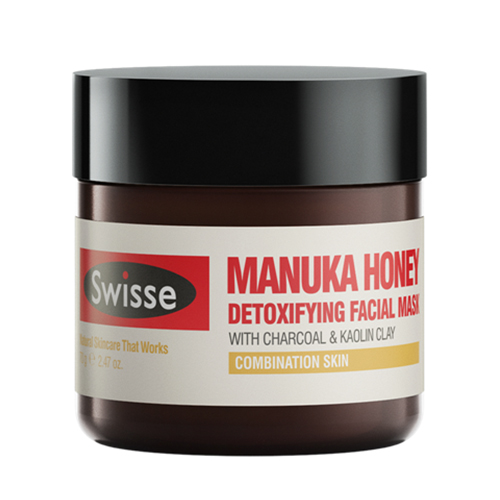 swisse skincare, swisse manuka honey face mask
