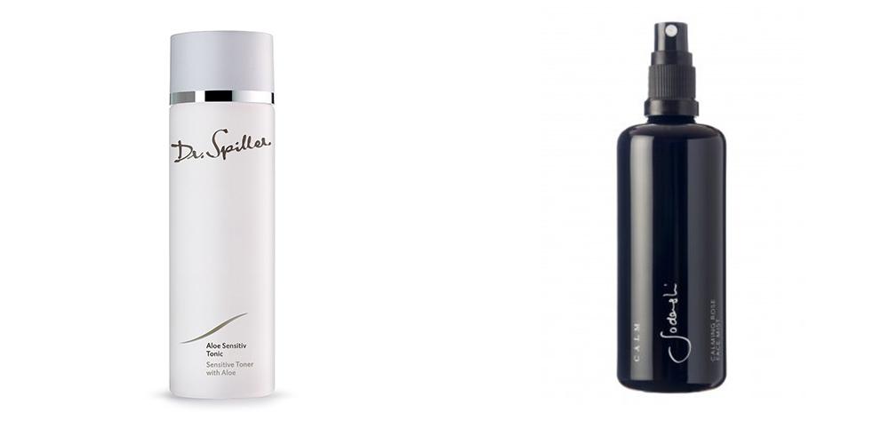 Sensitive skin, toner, skincare