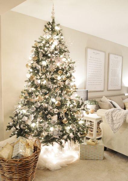 christmas tree, real christmas tree