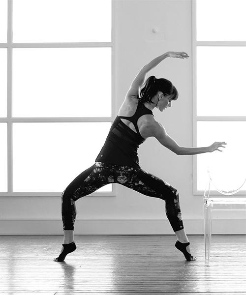 Barre, Renee Scott, running, ballet