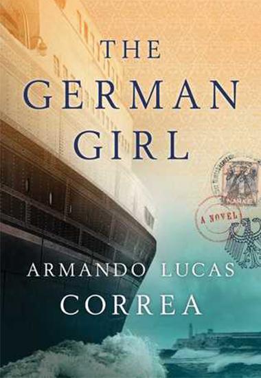 The German Girl, novels, books, summer, beach reads