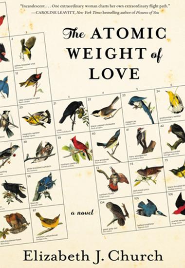 The Atomic Weight Of Love, beach reads, novels, books, summer