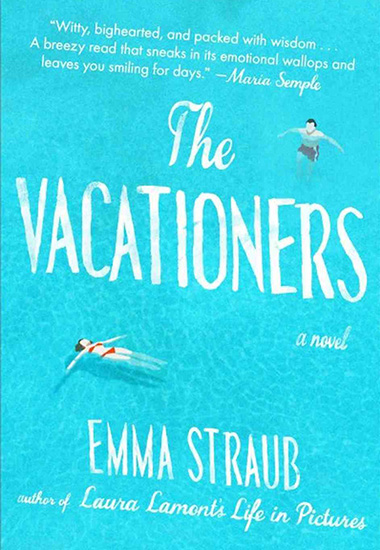 The vacationers, beach reads, chick lit, summer