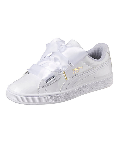 Puma, white sneakers, Christmas gifts, gift guide