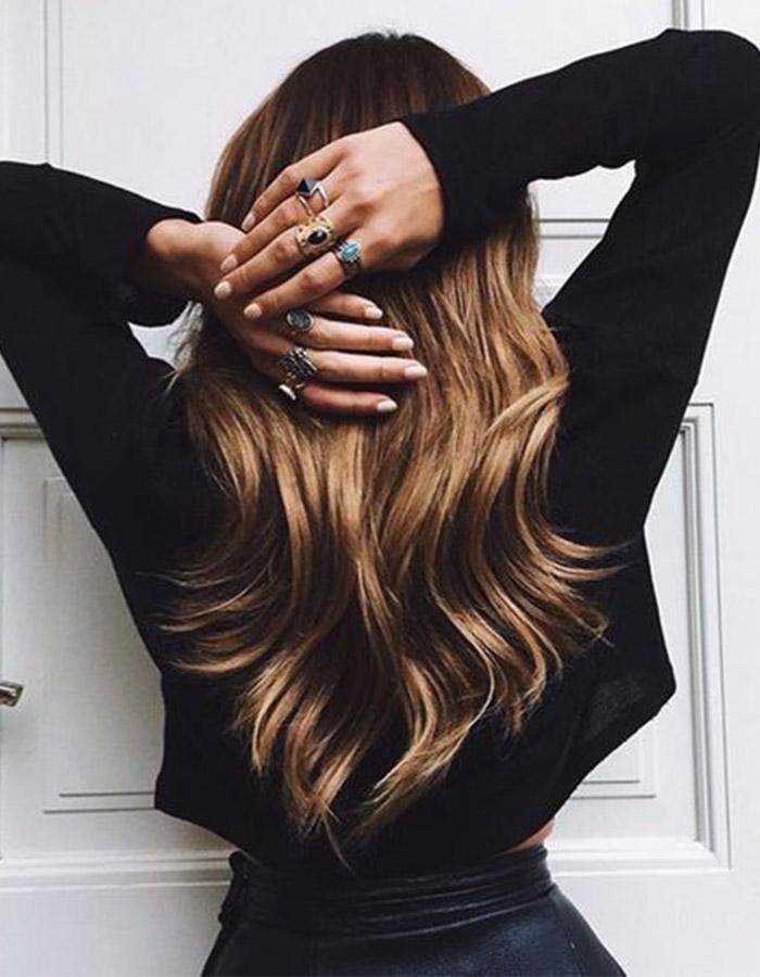 hair, glossy hair, kerastase