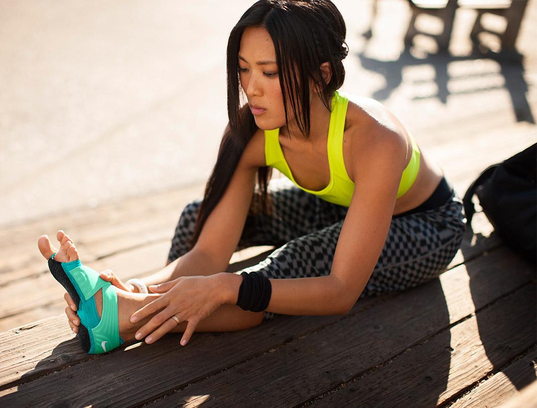 Leah Kim, yoga workouts