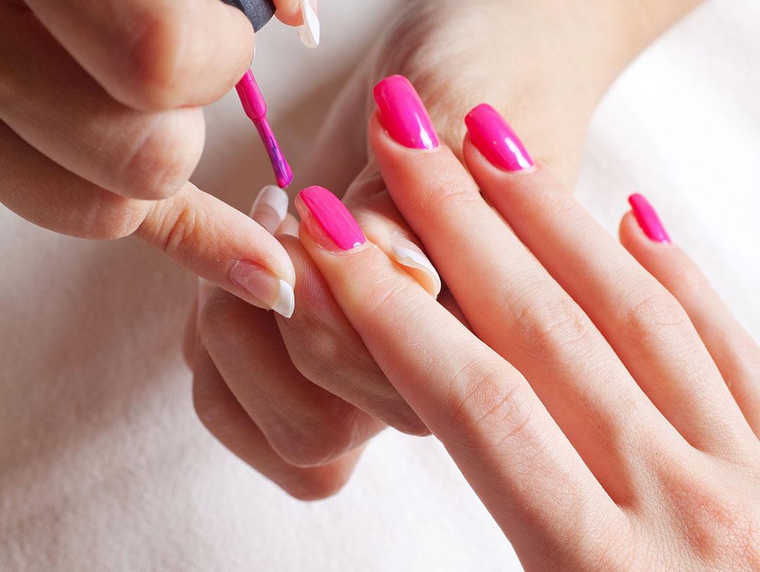 nails, manicure