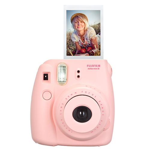fujifilm instax mini 8, instant camera, pool party essentials