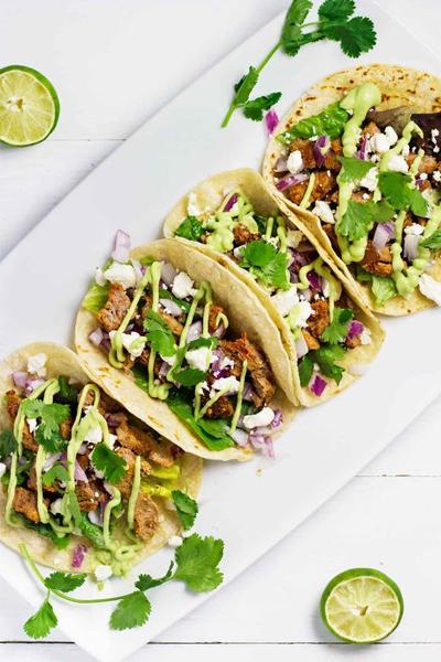 beef carnitas, beef tacos, beef taco recipe,
