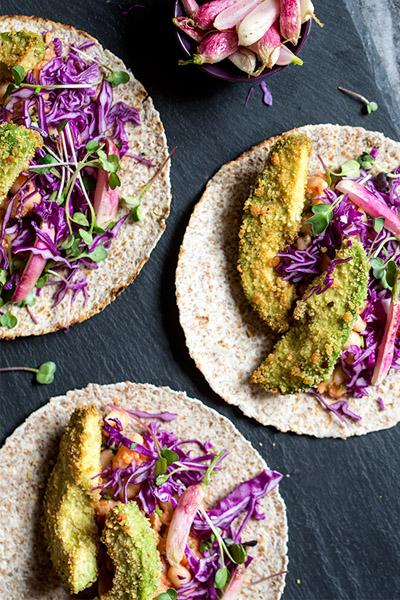 vegetarian tacos, vegan tacos, health tacos, taco recipes