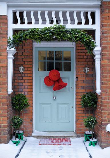 xmas decorations, Christmas, wreath