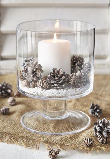 xmas, Christmas decorations, candles