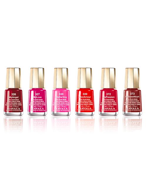 mavala, nail polishes, new beauty products