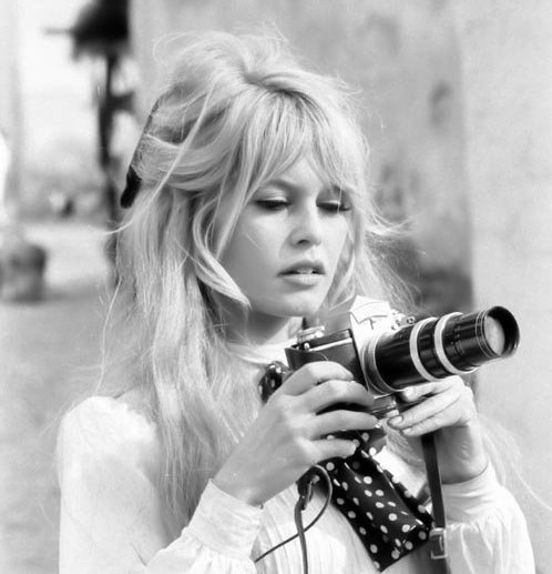 brigitte bardot, hair trends