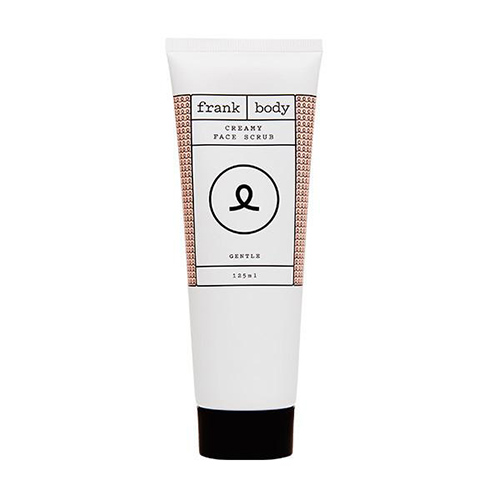 Frank Body Creamy Face Scrub, exfoliant