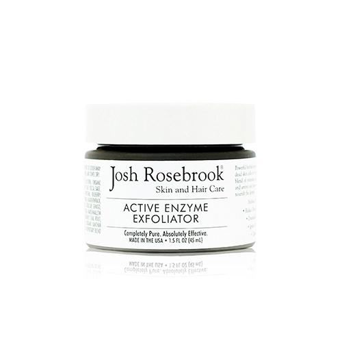 Josh Rosebrook, exfoliants, exfoliator, glowing skin
