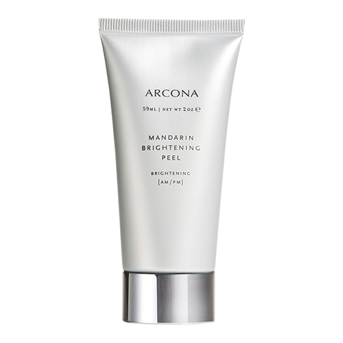 Arcona Mandarin Brightening Peel, exfoliants