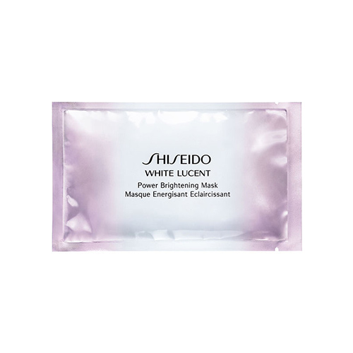 Shiseido White Lucent Power Brightening Mask, sheet mask, skincare